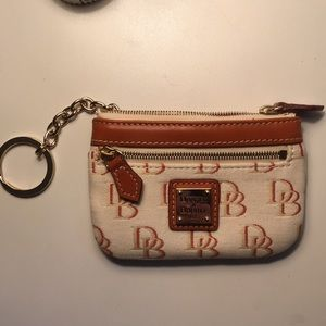 Small dooney and Bourke coin purse